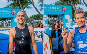 MetaSprint Aquathlon 2018 report